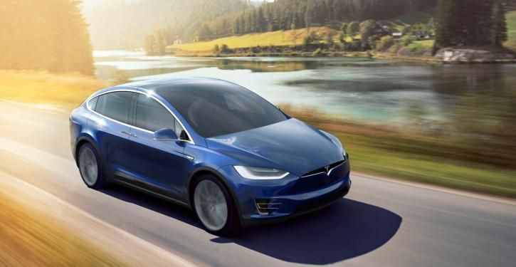 Dank Tesla - Zahl der E-Autos explodiert im März