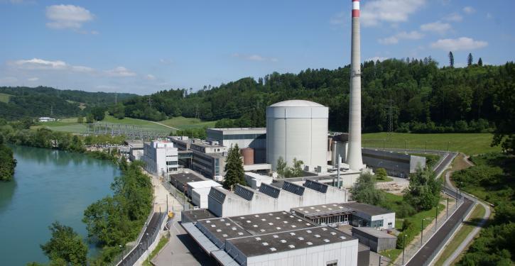 AKW Mühleberg nach Störung abgeschaltet